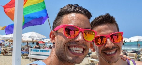 A gay-friendly travel destination